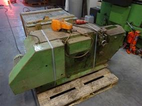 Peddinghaus Rebar shear, Mechanische Guillotinescheren