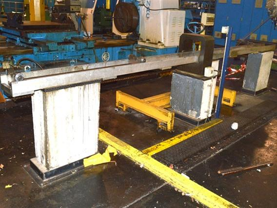 Demagnetization tunnel for rolls, Various