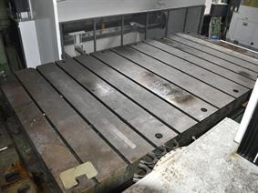 T-slot Table 2200 x 4500 mm, Tables & Floorplates