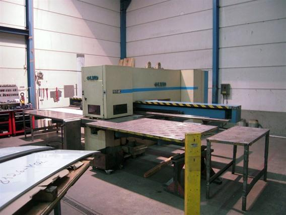 LVD Delta LB 1250 TN CNC, Stamping & punching press thin metalsheet