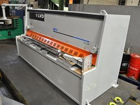 LVD HST-E 3100 x 16 mm CNC, Hydraulic guillotine shears