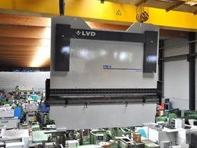 LVD PPBL-H 300 ton x 4100 mm CNC, Hydraulic press brakes