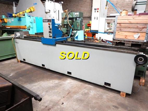 Gockel G50elT 3200 x 155 mm NC, Messerschleifmaschinen