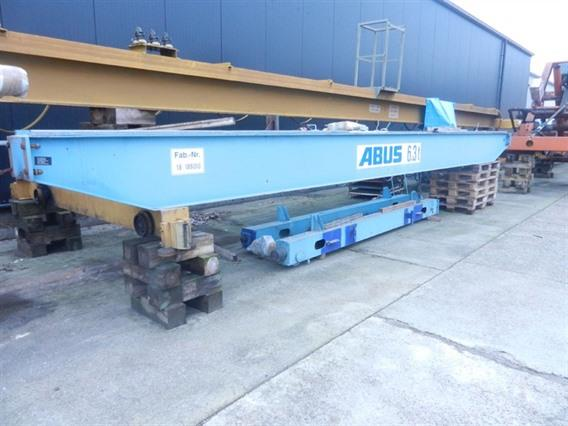 Abus 6,3 ton x 8520 mm, Conveyors, Overhead Travelling Crane, Jig Cranes
