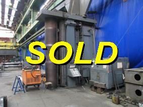 Hugh Smith 1200 ton x 4110 mm, Presses a border
