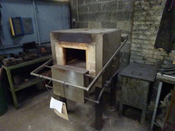 Naber oven 1150°, Fours