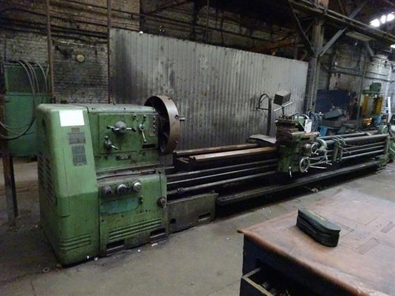 Sculfort Maxicap Ø 780 x 5000 mm, Centre lathes