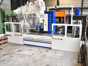 Soraluce Sora 3-FR84 X: 3000 - Y:1000 - Z: 1600mm CNC, Bed milling machines with moving table & CNC
