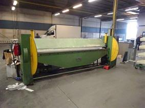 Fasti 3240 x 2 mm, Hydraulic & Mechanical  folding presses