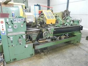 Potisje US-A 225 Ø 460 x 2000 mm, Centre lathes