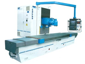 Correa A25/30 X: 3000 - Y: 1200 - Z: 1000 mm, Bed milling machines with moving table & CNC