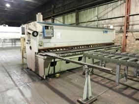 LVD MVS 5100 x 13 mm, Hydraulic guillotine shears