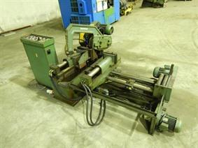 Silistra Ø 350 mm, Hack saws