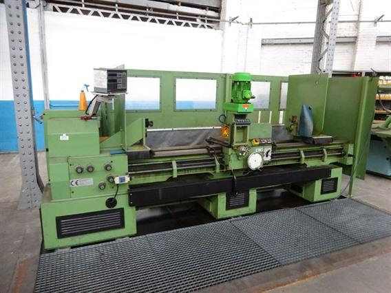 Somex 2500 mm, Surface grinders with vertical spindle