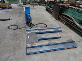 Hymo Scissorlift 1 ton, Andere gerate