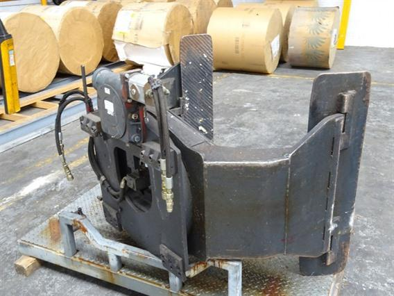 Forklift attachment Kaup roll clamp, Vehicles (lift trucks - loading - cleaning etc)