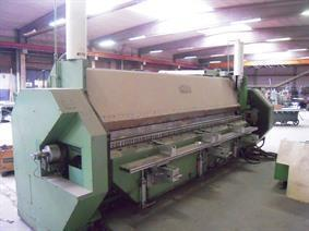 Favrin 4050 x 3 mm CNC, Hydraulic & Mechanical  folding presses