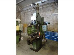 Webo Varia 30 Mk4, Bench & columntype drilling machines