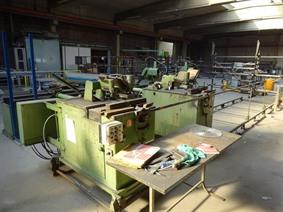 Eisele ZMS D double door frame saw, Circular & abrasive cold sawing machines