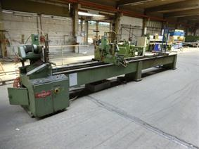 Eisele double head 6000 mm, Cirkelzaagmachines & Doorslijpmachines