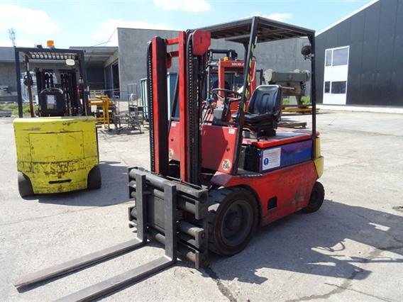Still R60 3 ton Electric, Vehicles (lift trucks - loading - cleaning etc)