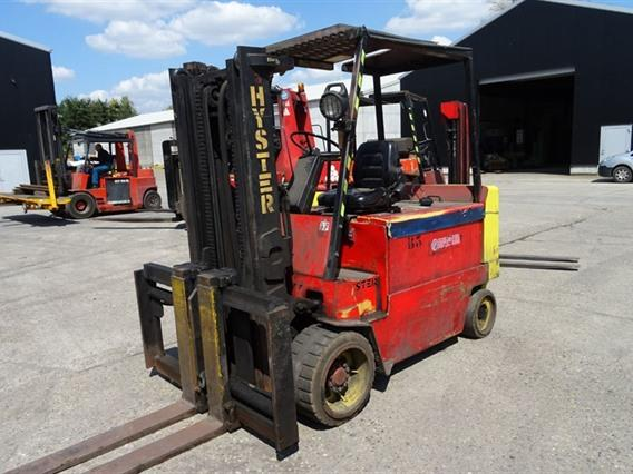 Hyster 5 ton Electric, Vehicles (lift trucks - loading - cleaning etc)