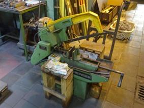 Behringer Ø 350 mm, Hack saws