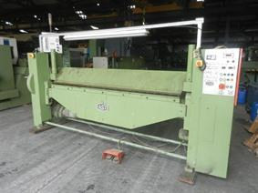 Fasti 2540 x 3 mm, Hydraulic & Mechanical  folding presses