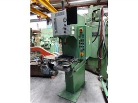 Dunkes HZT 6,3 ton, Open gap presses