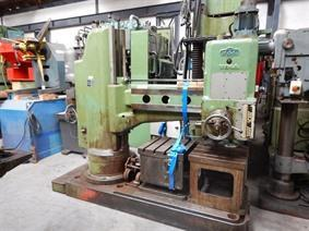 Mas VR4A Mk4, Radial drilling machines