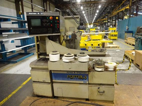 Jones & Shipman Format 5 CNC, Surface grinders with horizontal spindle
