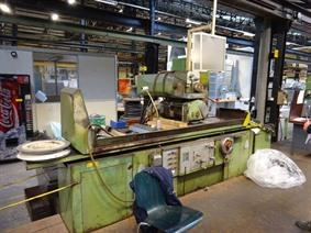 Rosa RTRC 1200 x 400 mm, Rectifieuses a surfuce plane, broche horizontale