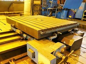 Schiess 2000 x 1600 mm, Rotary tables