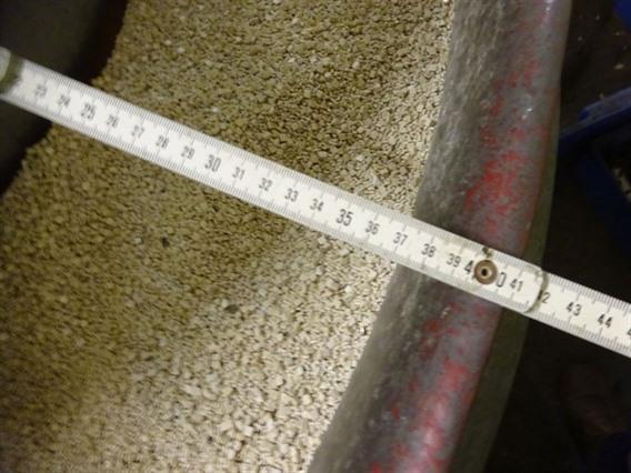 Rosler Rotofinish Deburring Line Dryer Oppervlakte