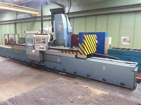 Rosa PR40 profile grinder 4200 mm CNC, Surface grinders with horizontal spindle