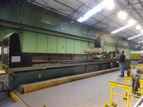 Rosa RTRC 6000 profile grinder 6200 mm, Rectifieuses a surfuce plane, broche horizontale