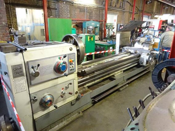 Ozborn TPZ Ø 800 x 3100 mm, Centre lathes