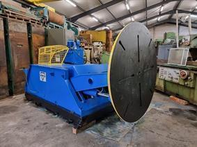 ARMCO 10 ton, Turning gears - Positioners - Welding dericks & -pinchtables