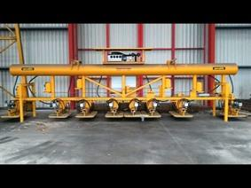 Aerolift Lifting unit 11,5 ton, Rolbruggen, Loopbruggen, Takels & Kranen