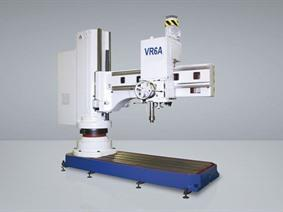 Tos Mas VR6A Mk5, Radial drilling machines