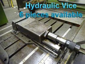 ZM hydraulic vices, Spare Parts for Machining centres