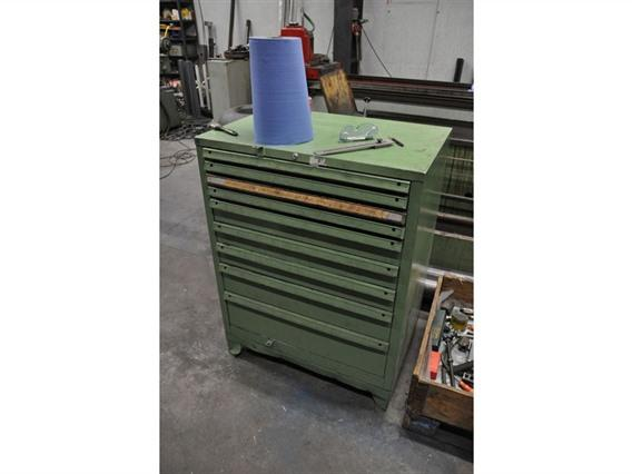 Tool cabinet 9 drawers, Storage & retrievel systems / Containers