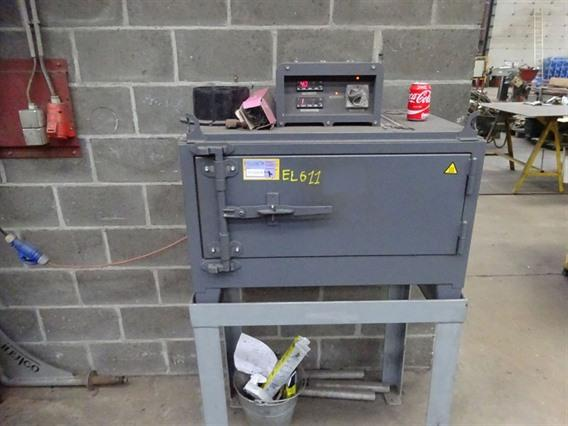 FBI FM Drying oven for welding sticks, Hornos