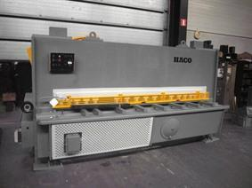 Haco HSL 3100 x 13 mm, Hydraulic guillotine shears