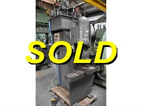 Pacific 80 ton, Open gap presses