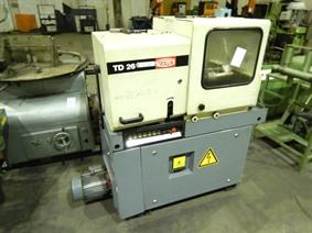 Traub TD-26, Longspindle & Spindle automatics