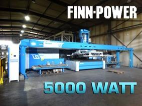 Finn Power L6 3000 x 1500 mm, Laser cutting machines