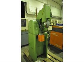 Aylesbury Style 120 - rivet setting machine, Boring & tapping centers