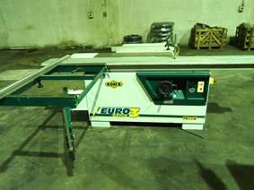 Rojek PK 300 panel saw, Non ferrous sawing machines