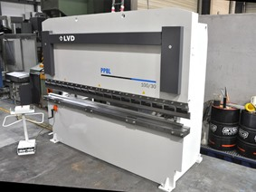 LVD PPBL 100 ton x 3100 mm, Hydraulic press brakes